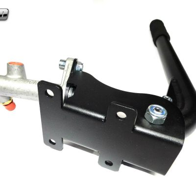 Hydraulic Handbrake Vertical with parking lock