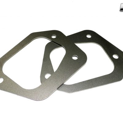 Rear Trailing Arm Plates BMW E46