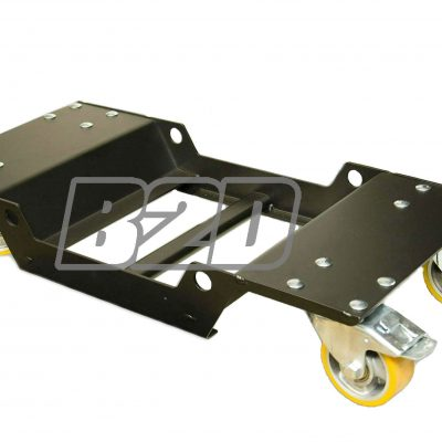 Car Positioning Skate Wheel Dolly