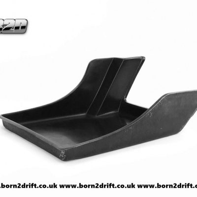 Fiberglass Foot Tray Driver Side