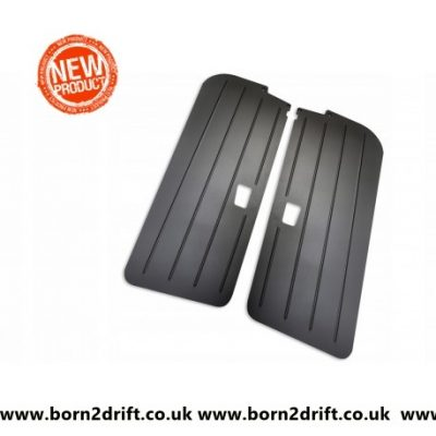 BMW E36 Coupe  Front Aluminium Door Panels