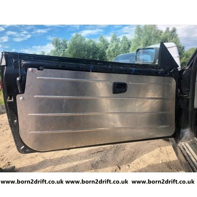 BMW E36  Front Aluminu Door Panels