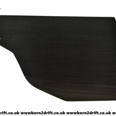 BMW E36 Carbon Fibre Door Cards