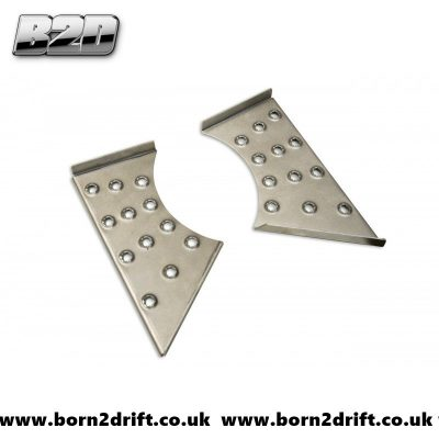 BMW E30/E30 M3 Strut Tower Reinforcement Plates