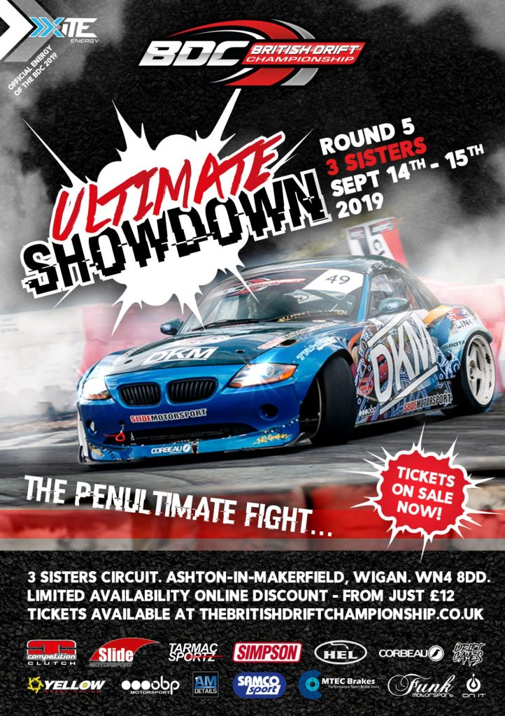 ULTIMATE SHOWDOWN: BDC ROUND 5 2019