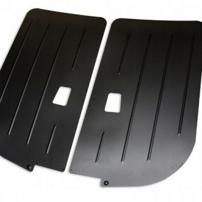 BMW E36 SEDAN Front Door Panels Aluminium