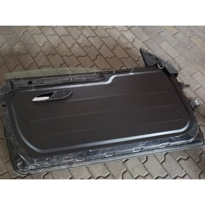 BMW E46 COUPE Front Door Panels Aluminium