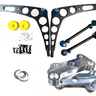 BMW E30 STEERING LOCK ANGLE KIT CNC 71